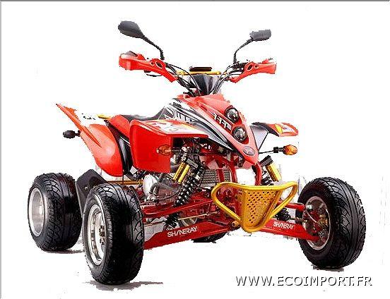 Achat quad shineray sport 250 new - Vente mobilier pas cher ...