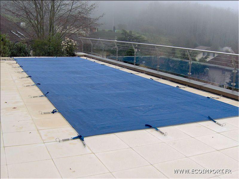 Couverture piscine for Piscine a acheter pas cher