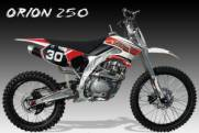 Dirt bike 250cc orion pas chere