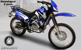 Moto enduro 50cc DIAMOND